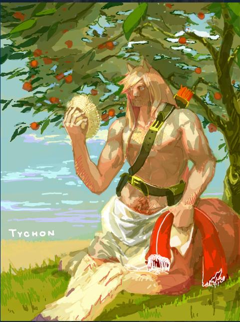 Centaur by Tychon