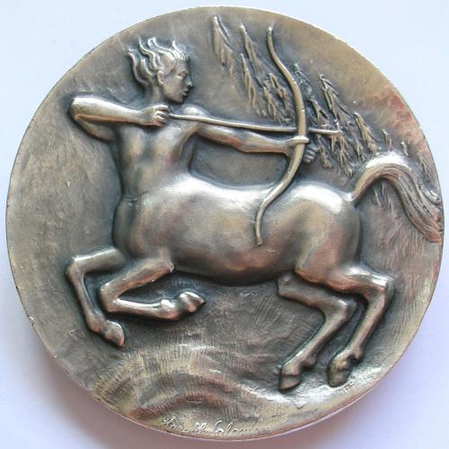 Centaur Medallion