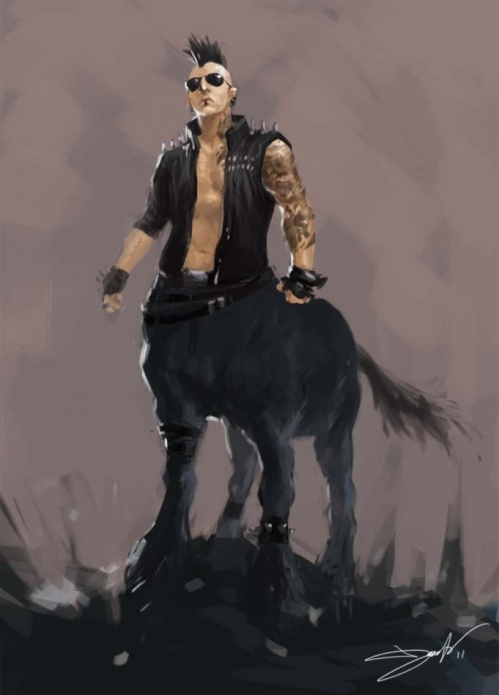 The Punktaur